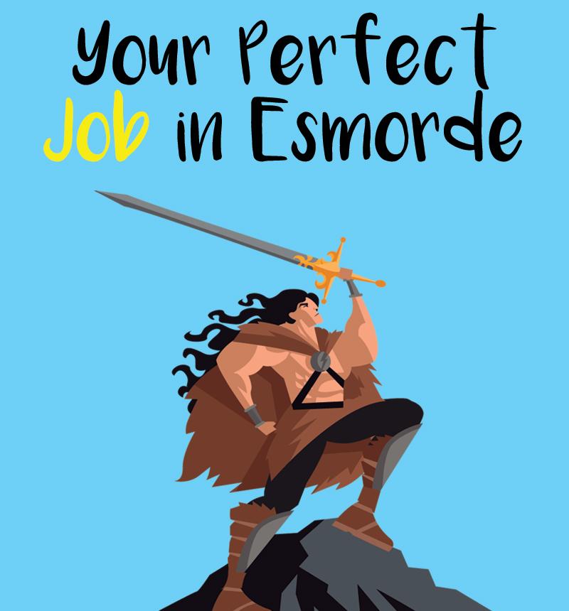 Your Perfect Job in Esmorde